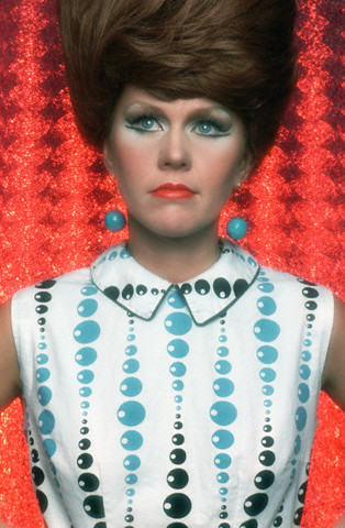 Portrait of Kate Pierson